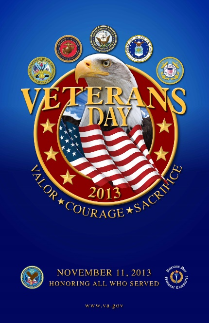 Visit the Veterans Day Home Page