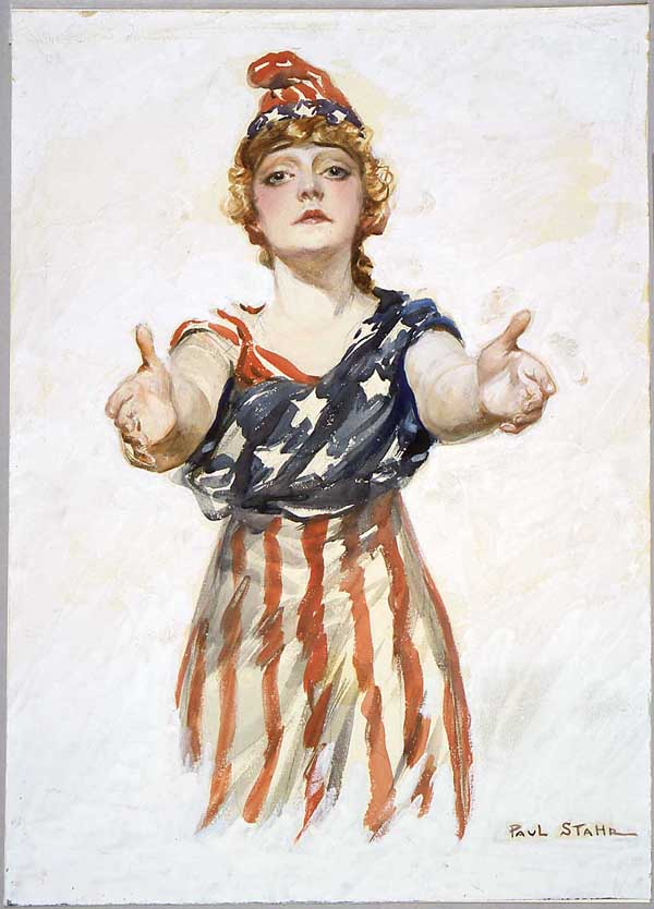 'Be Patriotic' Poster